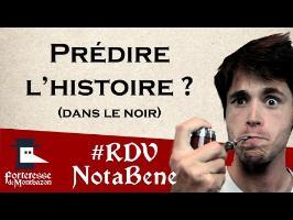 Prédire l'histoire par Dirty Biology - Montbazon 2016