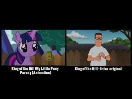 King of the Hill MLP Comparison