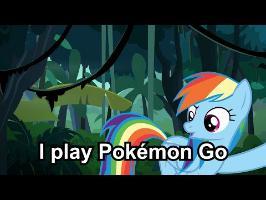 I Play Ponymon Go Everyday