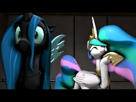 Don't do that, Celestia!