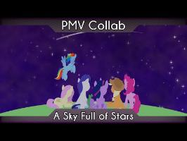 A Sky Full of Stars [PMV Collab with daspacepony]