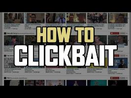 HOW TO - Clickbait