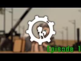 Fallout Equestria: Untold Stories of the Wasteland Ep.1 Wheeliebag to a Warzone
