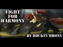 Rockin'Brony - Fight For Harmony [REMASTER