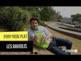 Pimp Mon Plat : les raviolis