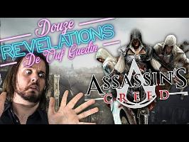 12 RÉVÉLATIONS DE OUF GUEDIN SUR ASSASSIN'S CREED