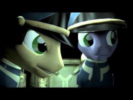 Leaving the stable Fallout Equestria VOSTFR