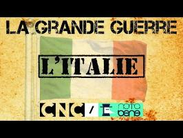 L'italie pendant la Grande Guerre