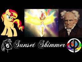 MLP c'est philosophique 9 : Sunset Shimmer (feat. Retropony)