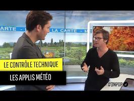 Le contrôle technique : les applis météo
