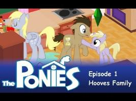 My Little Pony in The Sims - Episode 1 - the Hooves Family