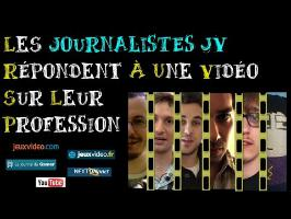 Des journalistes répondent au 2 minutes sur l'avenir de la presse web JV