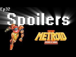 Spoilers - Metroid 2