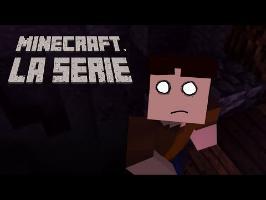 Minecraft, LA série - ep.5 : Les grottes (feat.Bill Silverlight)