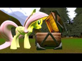 Cursed Pony Magic: Fluttershy