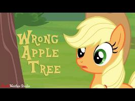 MLP:FIM [Animation] Wrong Apple Tree
