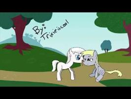 Boo and Derpy