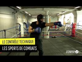 Contrôle technique des sports de combat