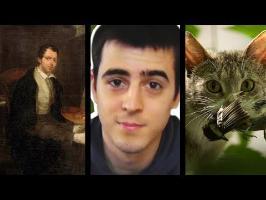 Le peintre sans bras, pourquoi les chats ramènent des proies, et autres anecdotes - ABS#17
