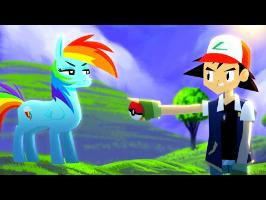Pokémon vs. My Little Pony - ANIMEME RAP BATTLES