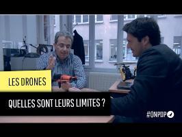 Quelles sont les limites des drones ?