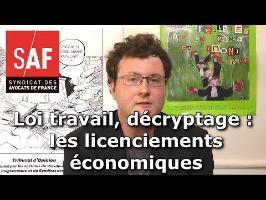 Projet de loi travail, décryptage #2 : les licenciements économiques