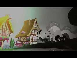 Awoken - Typography Animation