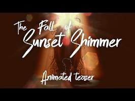 The Fall of Sunset Shimmer: Animated Teaser