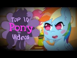 The Top 10 Pony Videos of May 2017