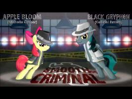 Smooth Criminal - Apple Bloom & Black Gryph0n Cove