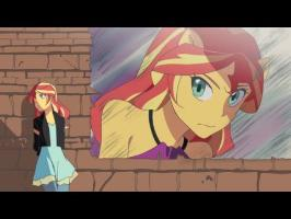 Kill la Kill 1st ED Theme (Sunset Shimmer Version)