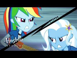 MLP: Equestria Girls - Rainbow Rocks EXCLUSIVE Short - Guitar Centered