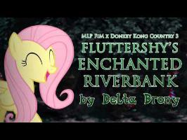 [MLP FiM x DKC3] Fluttershy's Enchanted Riverban