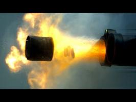 FLASH BALL IMPACTS at 50,000 fps