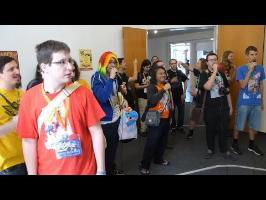 Tridashie & GalaCon 2017 Footage