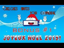 Joyeux Noël ! - #Bonus 1