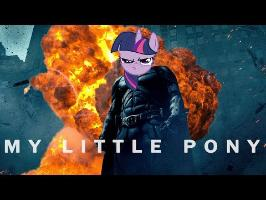 What if Christopher Nolan directed MLP?