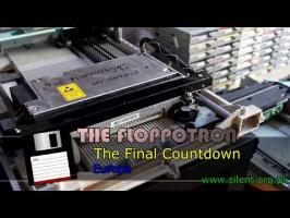 The Floppotron: The Final Countdown