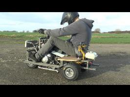 100mph Bumper Car Tech Tour/Testing Footage