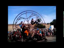 These Guys Play A Live Music Gig In The Craziest Way!