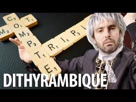 Dithyrambique - Mot Compte Triple