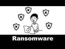 Le Ransomware expliqué en 5 minutes
