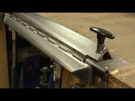 Making an Inset Bench Metal Folder