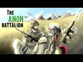 The Anon Battalion [Ponified version] - TenderFlutter