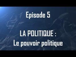 Pouvoir politique et jeux vidéo - LUDOSOPHIA #5