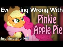 (Parody) Everything Wrong With Pinkie Apple Pie in 3 Minutes or Less