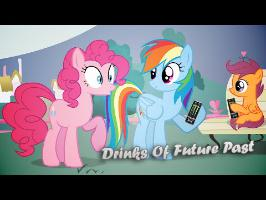 MLP:FiM - Drinks Of Future Past [Animation]