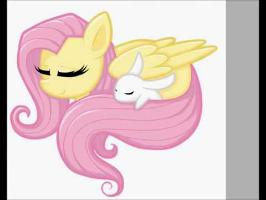 Sleepy Fluttershy Speed Pain