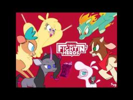 Steven, A.D. - Them's Fightin' Herds RAP (Original Track by RC88)