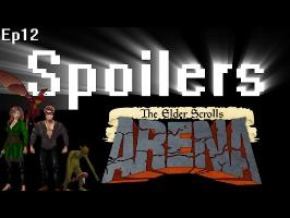 Spoilers - The Elder Scrolls : Arena
